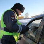 В Прокопьевске в праздничные дни проверят водителей
