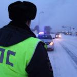 Автоинспекторы Анжеро-Судженска остановили вооруженного водителя