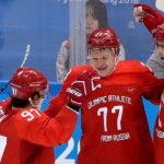 Кузбасский хоккеист Кирилл Капризов уехал в «Миннесоту»