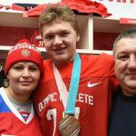 В НХЛ зарплата кузбасского хоккеиста Кирилла Капризова будет меньше, чем в ЦСКА