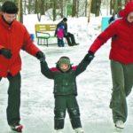 В детсадах Промышленновского округа зальют мини-катки