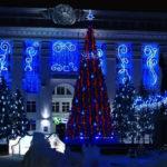 В Кузбассе проводится конкурс на лучшее новогоднее оформление