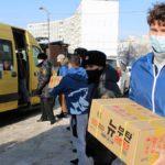 Доставка лекарств пациентам, автоволонтерство и помощь медикам: как «Единая Россия» отмечает день рождения
