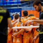 Волейбольный «Кузбасс» сыграет в Белгороде с «Белогорьем»