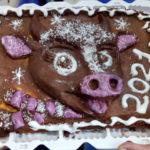 В кузбасской колонии-поселении прошел конкурс на лучшее новогоднее блюдо