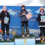 «Золотой» дубль таштагольской спортсменки на домашнем этапе Кубка России по сноуборду