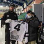 Титулованный воспитанник хоккейного «Кузбасса» вернулся в родной клуб