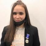 12-летняя новокузнечанка награждена за спасение ребенка