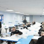 Новый швейный цех открылся в Ленинске-Кузнецком