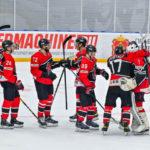Хоккейный «Металлург» одержал победу на первой минуте овертайма