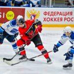 Новокузнецкий ХК «Металлург» приблизился к квартету лидеров чемпионата ВХЛ