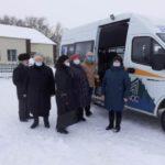 В Беловском районе продолжает работать мобильная бригада