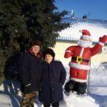 Семья из Беловского района создаёт сказку для односельчан