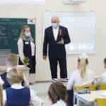 В селе Елыкаево после грандиозного «апгрейда» открылась школа
