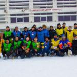 В Кемерове состоялся VI «Кубок СССР» по хоккею с мячом в валенках