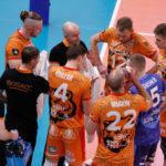 Волейбольный «Кузбасс» одержал «сухую» победу в Лиге чемпионов