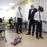 В Прокопьевском округе после «перезагрузки» открылась школа