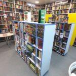 В Прокопьевске открыли первую в городе модельную библиотеку