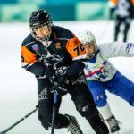 Хоккейный «Кузбасс» одержал первую гостевую победу в сезоне