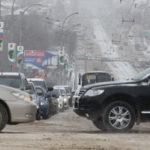 Снежный пасмурный понедельник ожидает кузбассовцев