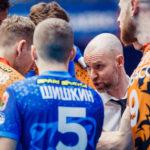 ВК «Кузбасс» завершает год на второй строчке таблицы суперлиги чемпионата России