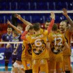 Волейбольный «Кузбасс» прервал «черную» серию в Уфе