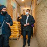 Глава Юрги рассказал, когда откроют школу №14