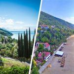 Абхазия — страна мандаринов и ароматных вин