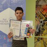 В Киселёвске юный исследователь презентовал устройство Helping hand