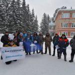 В Прокопьевском округе прошли соревнования по рыболовному спорту