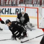 Новокузнечане уступили челябинцам в «медвежьей» хоккейной битве