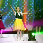 В Кемерове состоялся фестиваль «Рождественские звезды»
