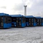 В Кузбасс поступит еще 300 пассажирских  автобусов