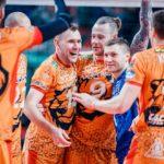 Волейбольный «Кузбасс» проведет домашний матч с «Динамо-ЛО»