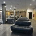 Глава Белова поделился фото нового автовокзала с лифтом и мягкой мебелью