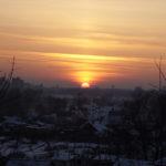 От Рождества до Рождества: синоптики рассказали о температурном рекорде 2020 года России и Кузбасса