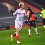 Кузбассовец Головин забил гол за ФК «Монако» через десять секунд после выхода на поле