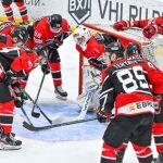 Новокузнецкий ХК «Металлург» — в четвертьфинале Кубка Петрова