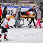 Хоккеиста новокузнецкой «молодёжки» госпитализировали в Омске