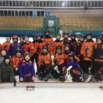 Кубок Патриарха по мини-хоккею с мячом: «Кузбасс-2009» стремится на Красную площадь