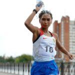Две новокузнечанки – в тройке лидеров мирового рейтинга в спортивной ходьбе