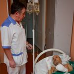 В Белове госпитализировали ребенка с обморожением