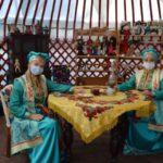 В Белове и Беловском районе телеуты сытно отметили национальный праздник