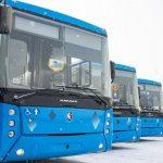 В Кузбасс пришла партия автобусов