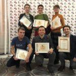 Тележурналисты регионального медиахолдинга «Кузбасс» получили целую россыпь наград за мастерство