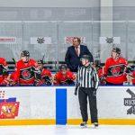 Новокузнецкий ХК «Металлург» побеждает под руководством и.о. главного тренера