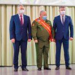 В Юрге генерал-майору присвоено звание «Почётный гражданин города»