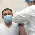 Кемеровский мэр Илья Середюк привился от коронавируса