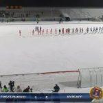 Хоккейный «Кузбасс»: главный тренер начинает и выигрывает