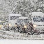 На юге Кузбасса за ночь выпала десятидневная норма снега